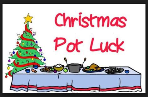 christmas family potluck woodlawn united methodist church