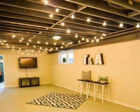 25 best ideas about basement lighting on