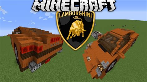 lamborghini dealership minecraft minecraft lamborghini gallardo speed build