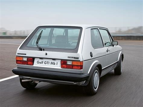 volkswagen golf mk1 5 facts you might not know drive