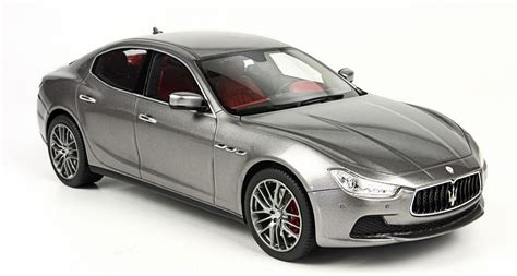 Maserati Ghibli Silver