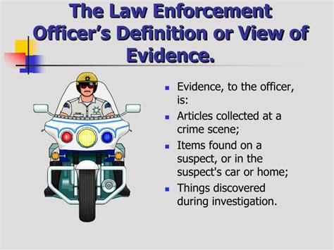 ppt criminal evidence powerpoint presentation id 1402447