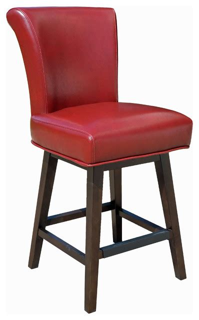 Roll Back Counter Stool by Rollback Swivel Counter Stool Contemporary Bar