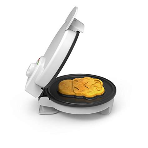 themed waffle maker star wars stormtrooper waffle maker with nonstick finish