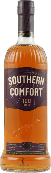 Southern Comfort 50 by Southern Comfort 1 Liter 50 Volumen 100 Proof