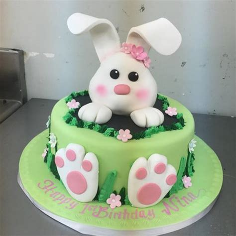 how to make a bunny cake need advice on bunny cake topper cakecentral