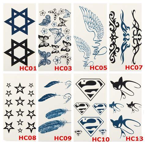 tattoo flash graphics aliexpress com buy 10x waterproof body art henna sleeve