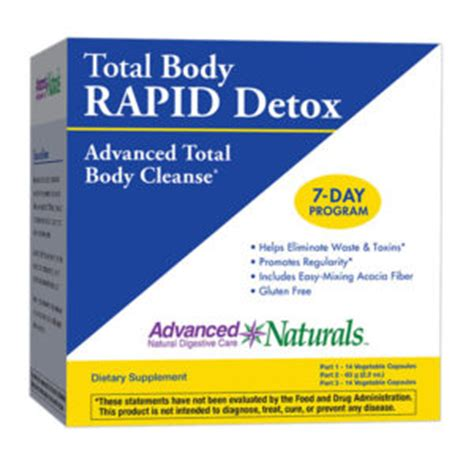 Rapid Detox At Home by Total Rapid Detox Restorative Health Wellness Center