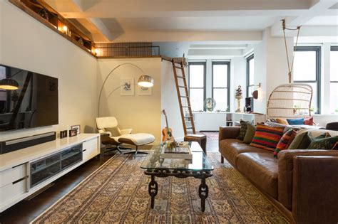 my houzz bachelor s nyc pad contemporary kitchen nyc bachelor pad features coffee bar and india inspired