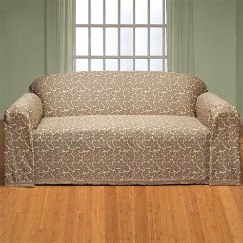 Damask Sofa Slipcover by Damask Ii Sofa Slipcover Sofa Slipcover Kimball