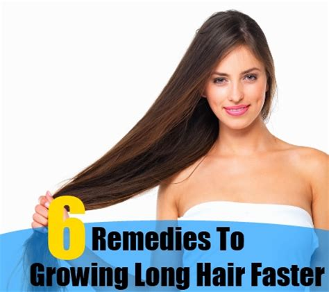 home remedies to grow hair long faster 6 remedies for growing long hair faster how to get long