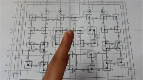 layout of building foundation how to read building foundations drawing plans column