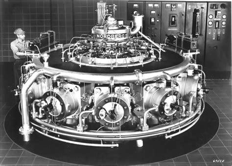 Caterpillar Radial nordberg radial stationary engine machine press