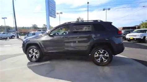 jeep grand trailhawk granite 2016 jeep trailhawk granite metallic