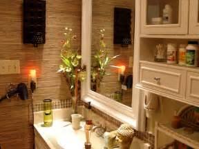 splendid bathroom wallpaper ideas slodive bamboo creating interest with