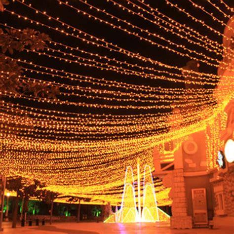 100m 600 led string fairy lights outdoor lighting