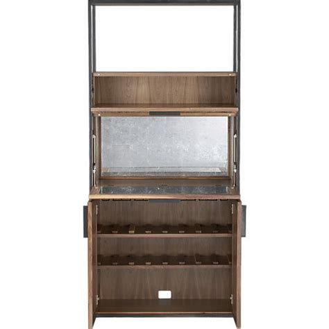 clive bar cabinet crate and barrel drinks cabinet 12 best images about furniture to have built on pinterest