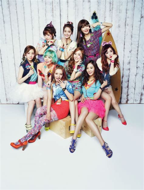 girl kiss themes ask k pop girls generation models for casio s baby g with