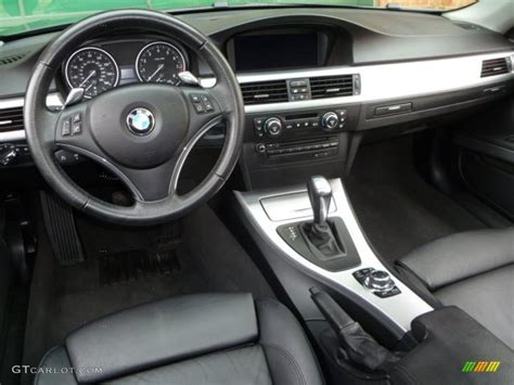 2009 Bmw 328i Interior by Black Interior 2009 Bmw 3 Series 335i Coupe Photo