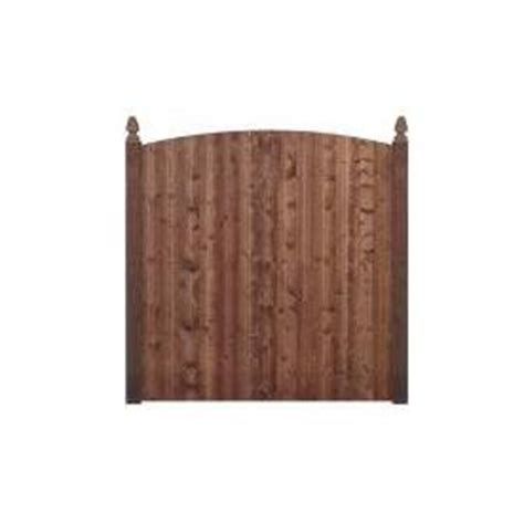 fence sections lowes fence panels wood fences and barrette on pinterest