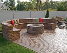 patio seating brick paver patio with bench seating wilmington de