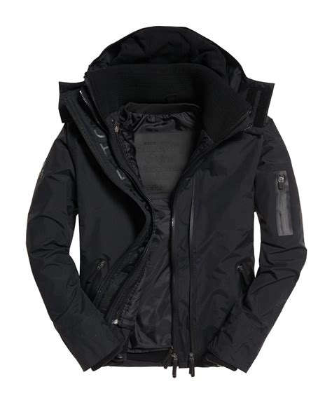 Jaket Windcheater Blue Black Chelsea superdry sd windcheater jacket black edition bluewater 163 149 99