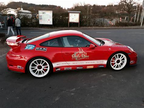Schmitz Porsche by Sabine Schmitz Testet Den S Diner Porsche 991 Gt3
