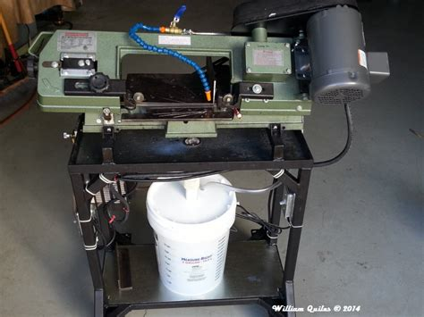 horizontal band saw table 6x4 bandsaw cart project looking for a problem