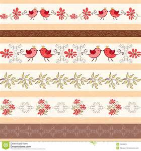 collection scrapbook borders royalty free stock images image 29598879