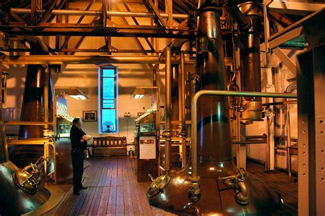 Still House by Inside The Bruichladdich Distillery Still House Isle Of