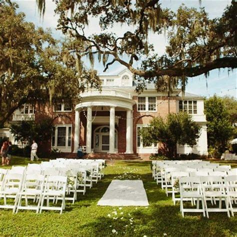 Wedding Venues Central Florida by The Duncan House At Tavares Fl Central Florida Wedding
