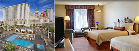 excalibur king tower room the best hotels in vegas for bargain hunters las vegas blogs
