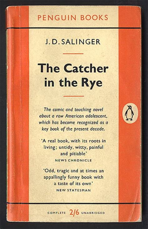 the catcher in the rye series 1 the catcher in the rye 1958 flickr photo