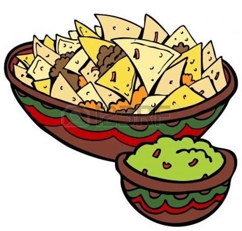appetizer nachos tortilla clipart panda  clipart