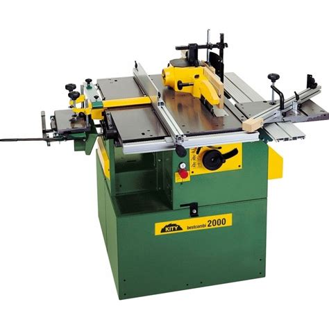 Kity K5 Combination Woodworking Machine Woodworking