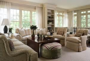 Traditional Living Room Curtains Ideas Living Room 5 Traditional Living Room New York By Ostrow Interior Design Inc