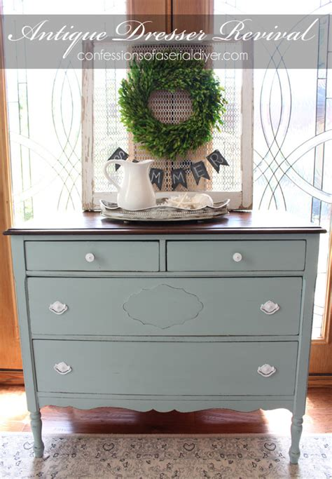 antique dresser revival confessions of a serial do it
