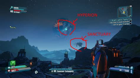 Just Two Fabulous Sanctuaries by Borderlands 2 Why Did Hyperion Stop Bombing Sanctuary