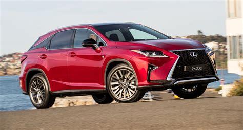 lexus rxt adds  sport  sports luxury variants