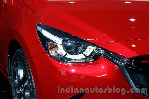 Lu Led Motor Jakarta 2015 mazda2 at the 2014 indonesia international motor show led headlights indian autos