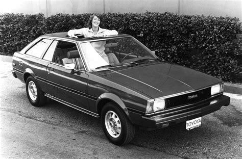 1983 Toyota Corolla Sr5 Hatchback Milestones And Memories Toyota Marks Corolla S 50th