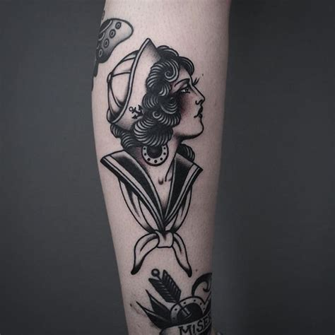 25 best ideas about traditional tattoo girls on pinterest