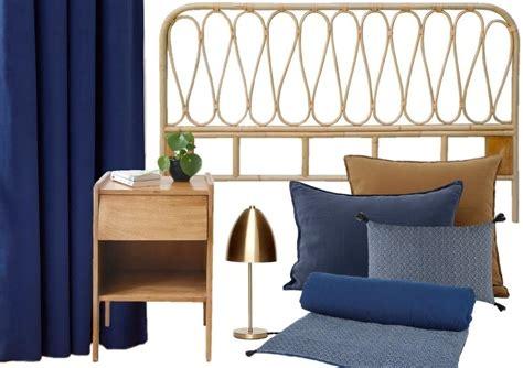 Chambre Deco Beige by D 233 Corer Une Chambre En Bleu Beige Et Camel Joli Place