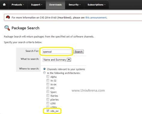 tutorial openssl linux revizionbasket blog