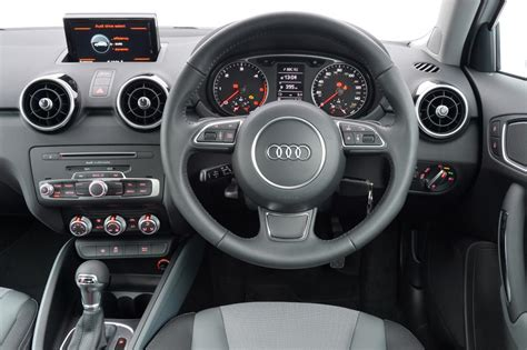 audi a1 interior new audi a1 2015 facelift pictures auto express