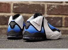 Nike Air 3 LE Kevin Garnett White Blue 2015 - Sneaker Bar ... Kevin Garnett Shoes Timberwolves