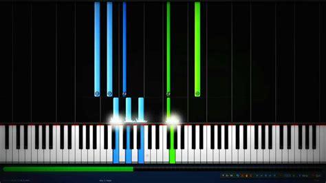 youtube tutorial keyboard tempo perdido piano tutorial youtube