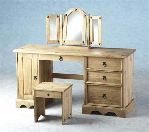 Vanity Dressing Table by Woodworking Jamrud Ideas Plans Dressing Table