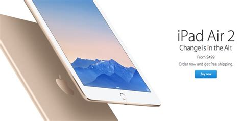 Apple Air 2 air 2 and retina mini 3 pre orders arrive as