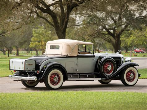 Cadillac V16 Convertible by Cadillac V16 Convertible Coupe By Fleetwood 1930